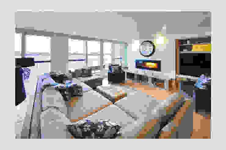 Lakes By Yoo 1 Future Light Design Living Room