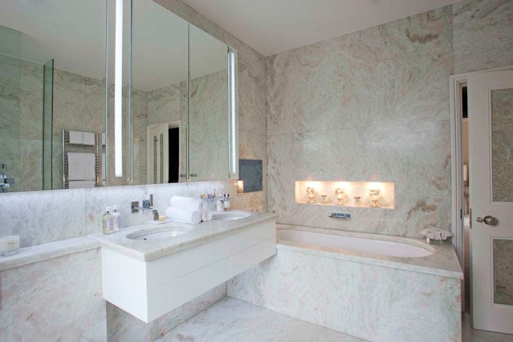 Master Bathroom Siobhan Loates Design Ltd
