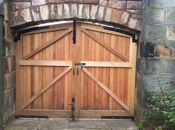 Garden Gate by Southside Glazing & Joinery