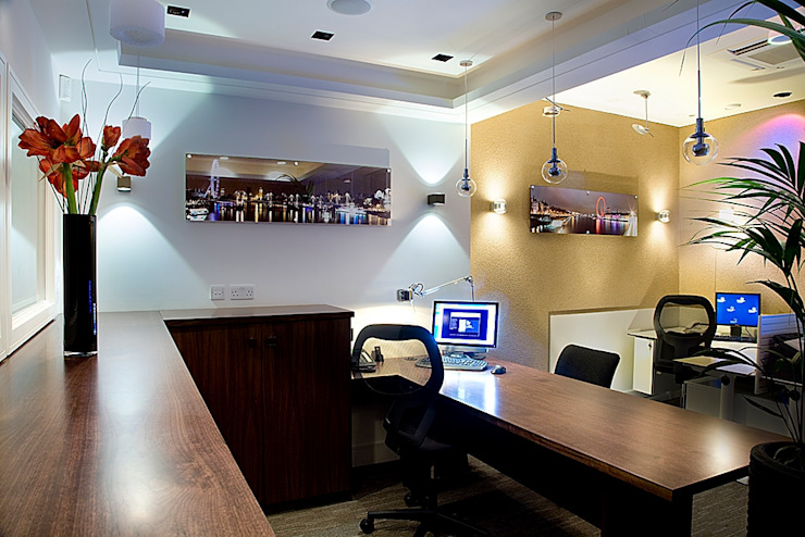 Demo Room Offices & stores by Future Light Design