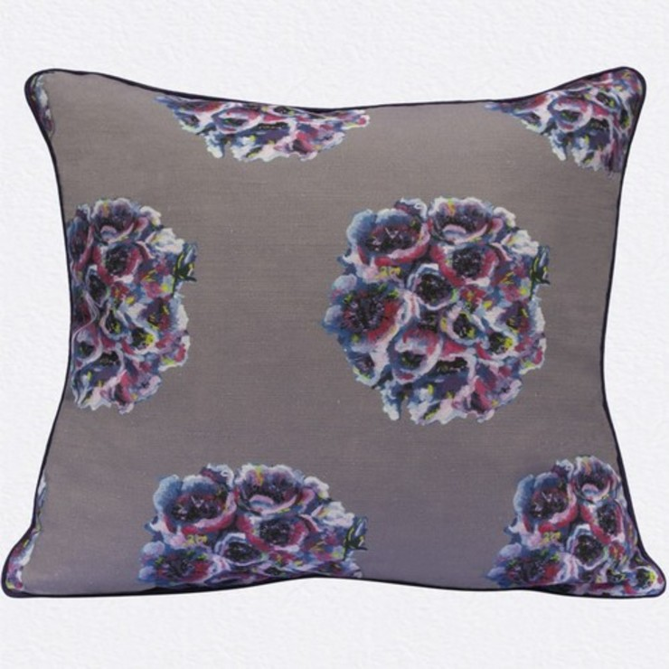 English Garden Cushion by Occipinti: classic  by Anthea's Home Store, Classic