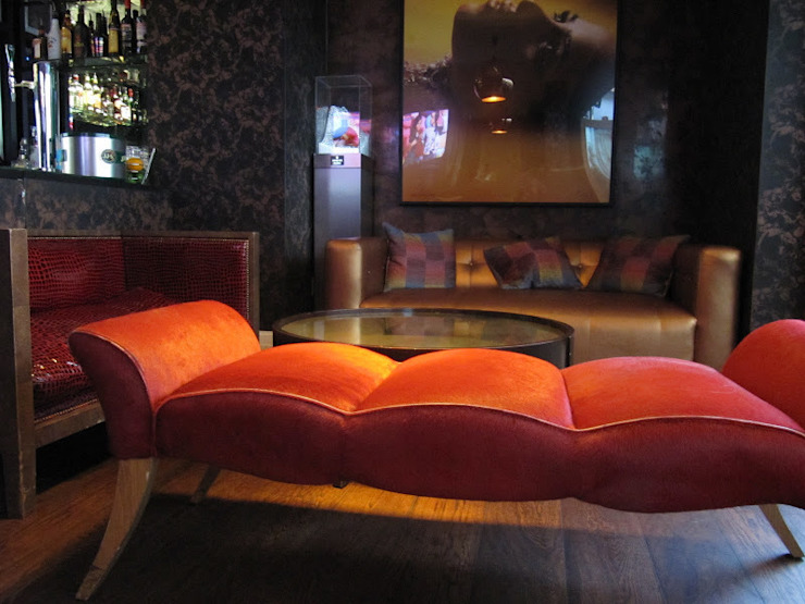 Sanctum Interiors Eclectic style hotels by 4D Studio Architects and Interior Designers Eclectic