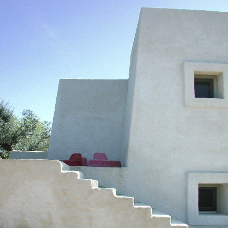 Mediterranean style houses by 0-co2 architettura sostenibile Mediterranean