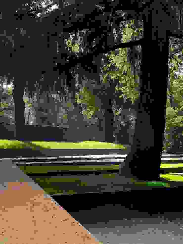 Carballeira de Caldas de Reis Jardines de cerredaylorenzoarquitectos