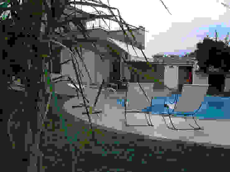 Moderner Garten von PECORAMELLOarchitetti Modern