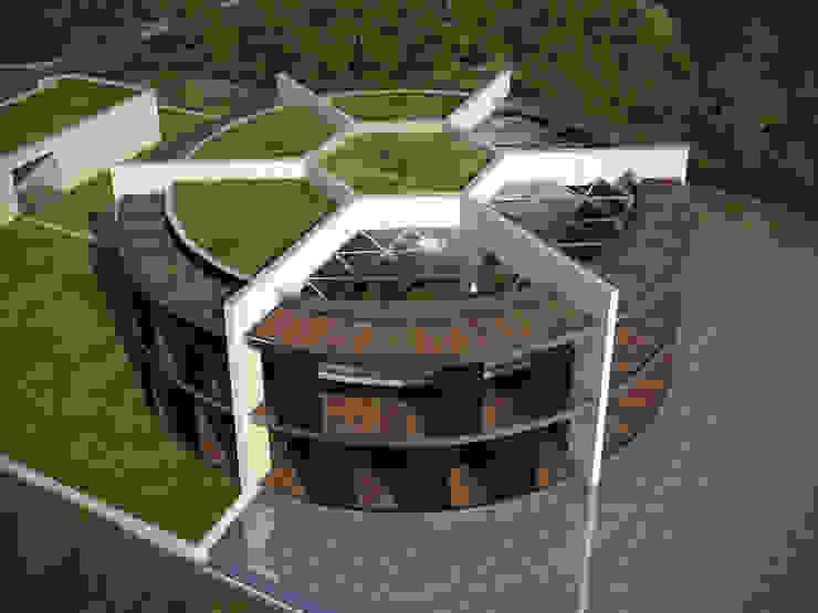 ONE-ZERO Eco-house de Luis de Garrido