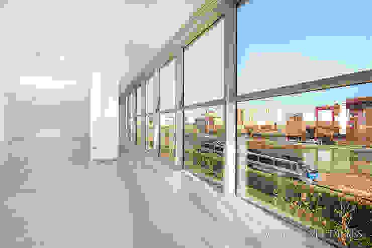 Fotografías edificio Autocampo de Luzestudio - Fotografía de arquitectura e interiores