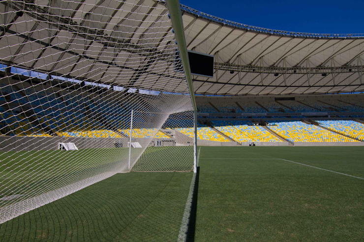 Arena Maracanã Estádios por Fernandes