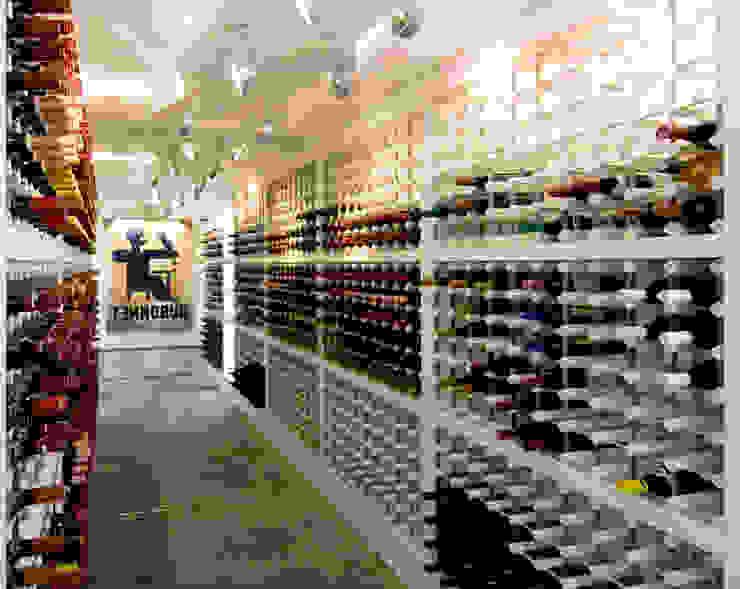 Wine Cellar, Regents Park von Jeff Kahane + Associates