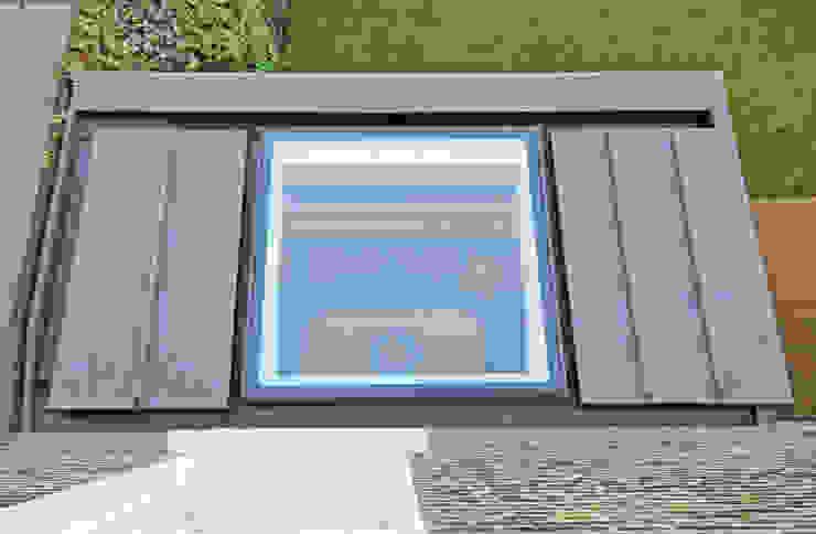 Primrose Hill, House Extension by Jeff Kahane + Associates