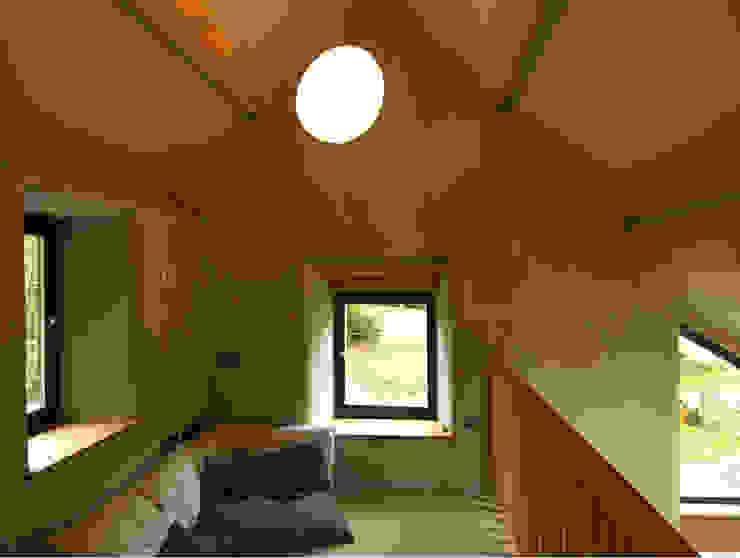 Play Barn, Wales Interior design by Jeff Kahane + Associates
