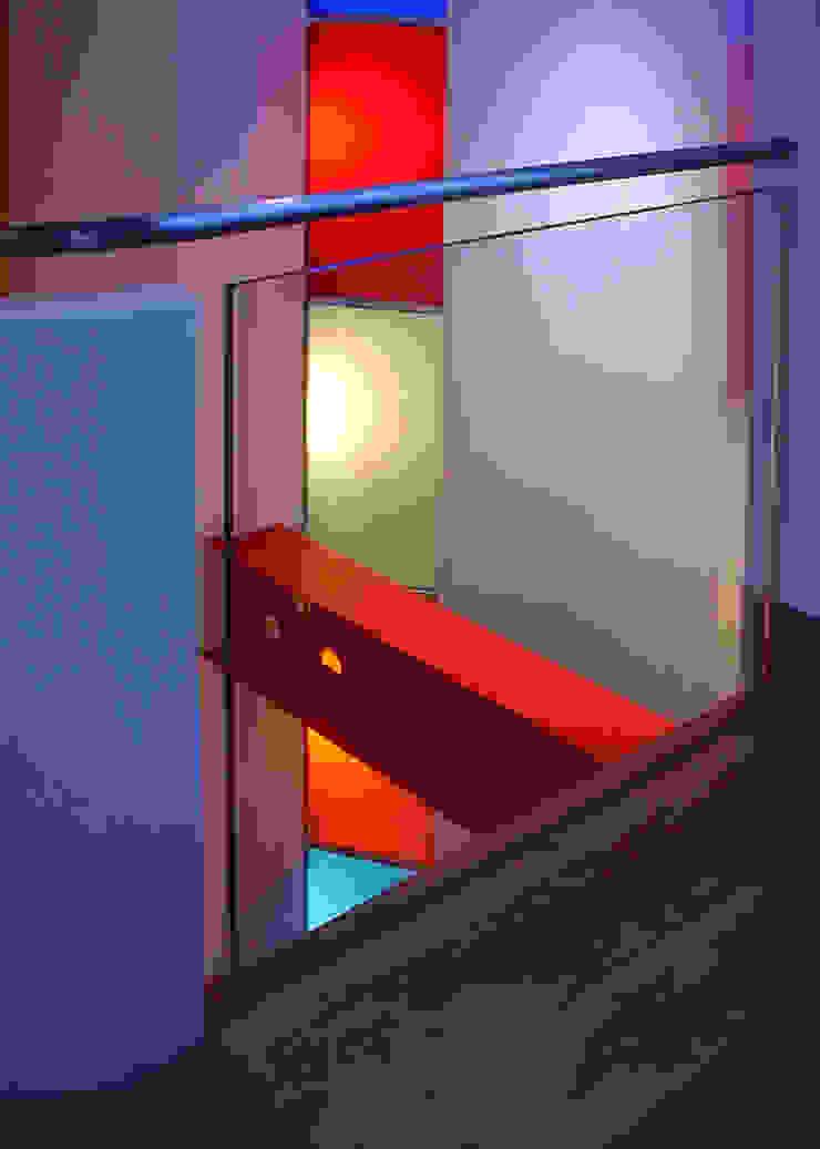 Penthouse Flat, Clerkenwell by Jeff Kahane + Associates