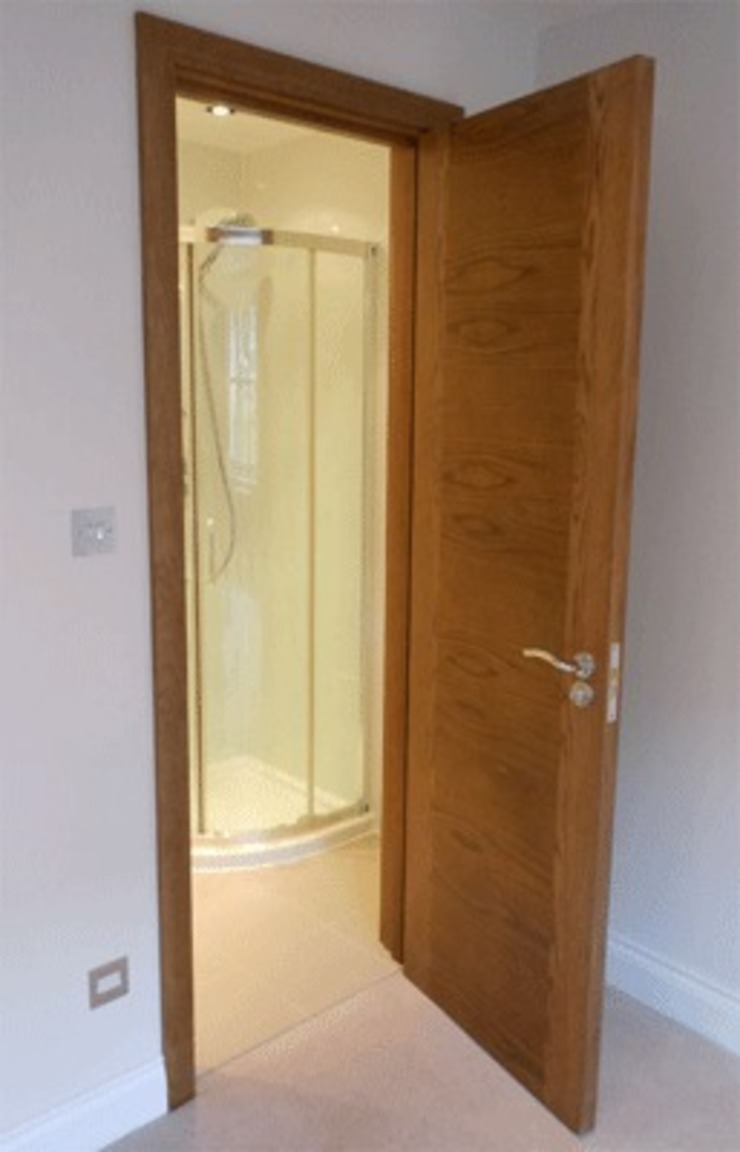 Valetta Bespoke Internal Door: modern  by Modern Doors Ltd, Modern