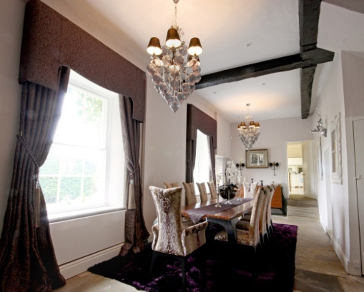 Yorkshire Country Home Classic style houses by Inspire Audio Visual Classic