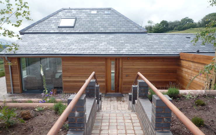 Barn Conversion: modern  by Geoff Sellick Architectural & Interior Design, Modern