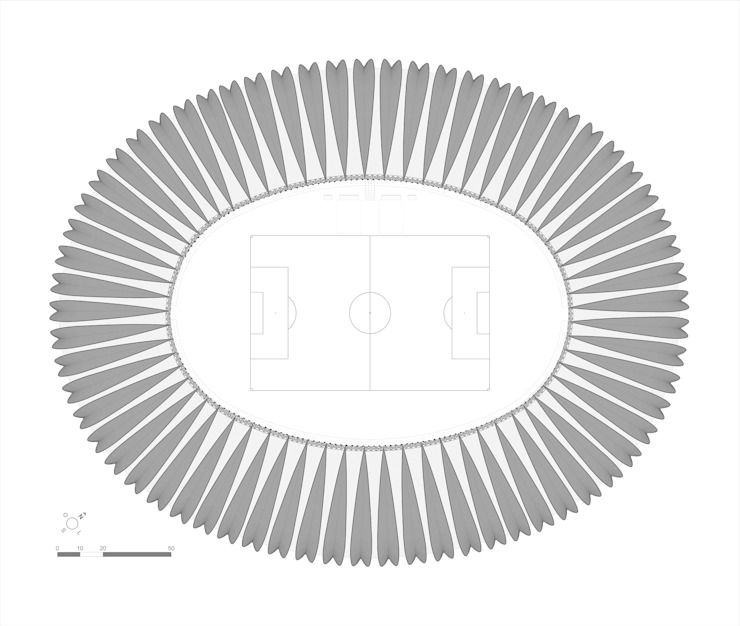 MODERNIZAÇÃO DO ESTÁDIO BEIRA-RIO Estádios por Hype Studio