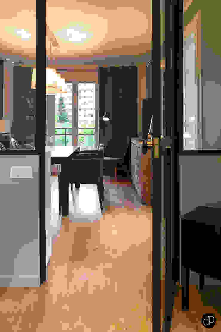 Maison 110m2 & Terrasse 40m2 Cuisine moderne par Décoration Parisienne Moderne