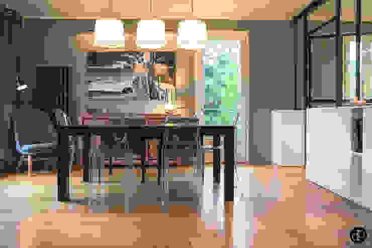 Maison 110m2 Terrasse 40m2 Par Decoration Parisienne Homify