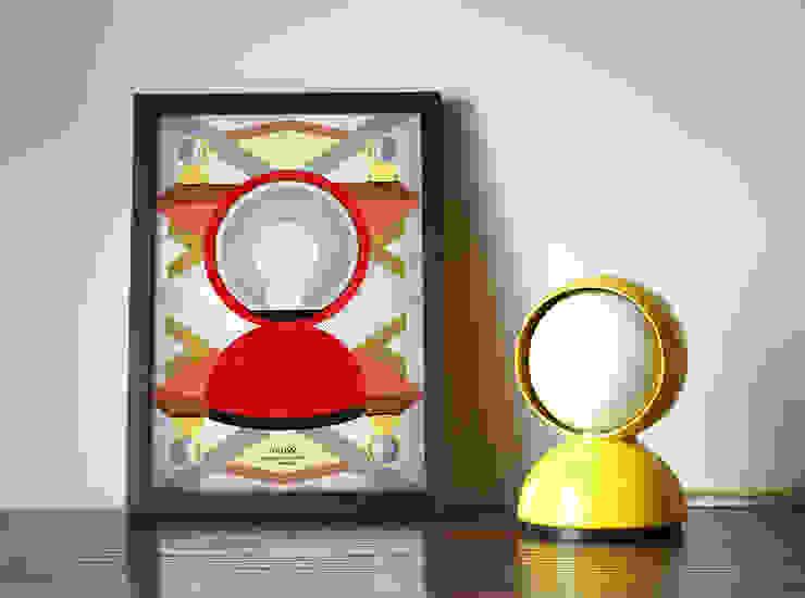 Eclisse illustration di Adele Rotella Design Studio Eclettico