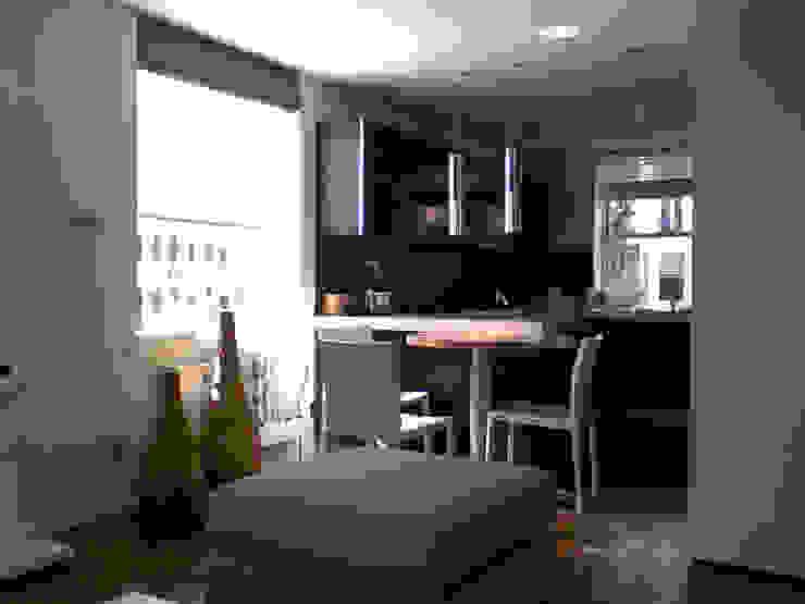 PROJECT: London's Kensington Modern kitchen by Anna Hansson Design Modern