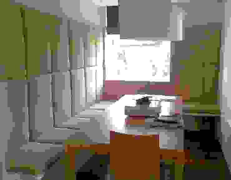 PROJECT: Bespoke in Kensington, London UK Modern dining room by Anna Hansson Design Modern