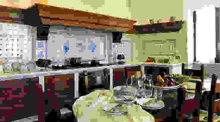 Cucina Case in stile mediterraneo di Venezia Tre Mediterraneo