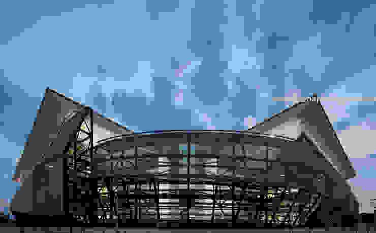 Arena Pantanal 根據 GCP Arquitetura & Urbanismo 現代風