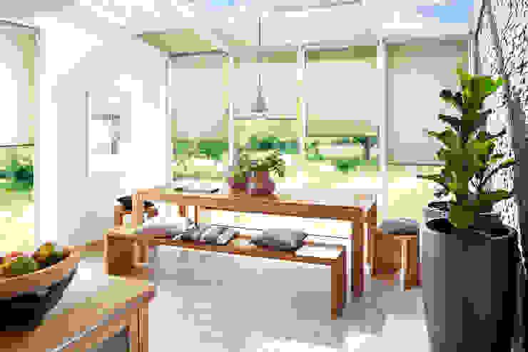 Massivholz Maßtisch cube Landhaus Küchen von annex Gmbh & Co. KG Landhaus