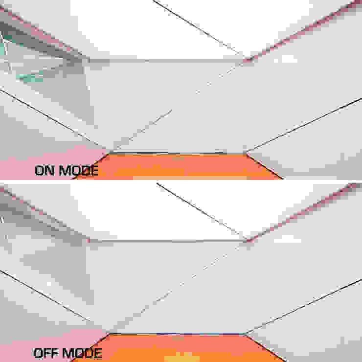 Centro de Telecomunicaciones y Tecnologías de la Información (Barcelona) Edificios de oficinas de estilo moderno de Vidrios de privacidad Moderno