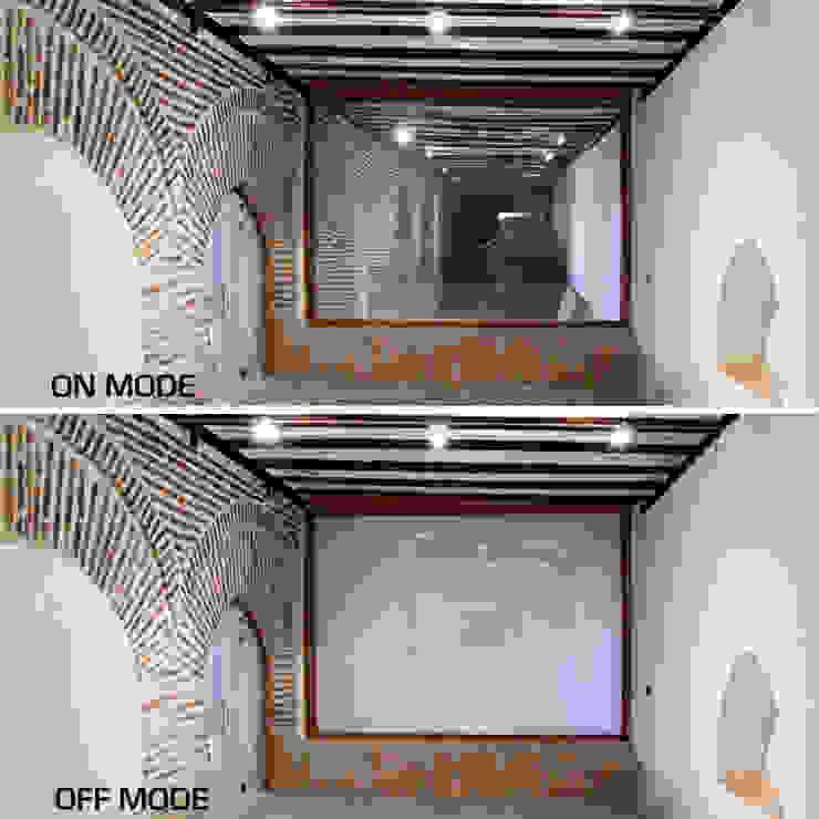 Vidrios de privacidad Rustic style museums