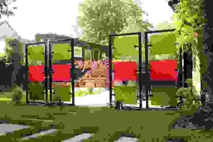 The Gallery Garden Jardines de estilo moderno de Cool Gardens Landscaping Moderno