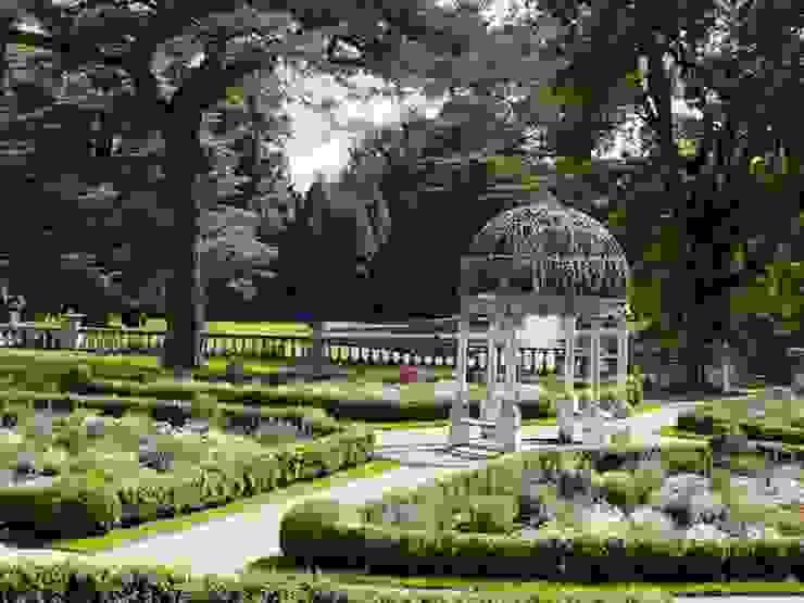 Grand Terrace Jardins campestres por Cool Gardens Landscaping Campestre