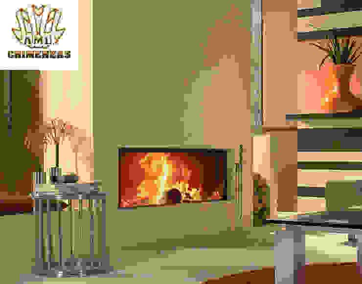 CHIMENEASAML Modern living room
