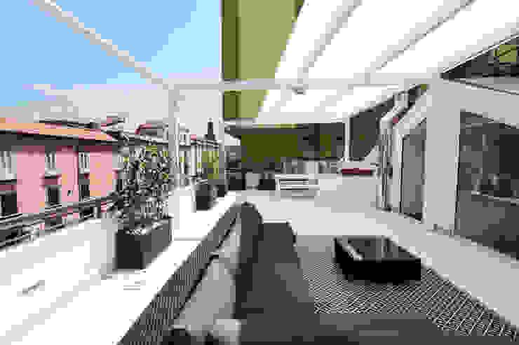 Modern houses by Gimmigi Lab Architettura Modern