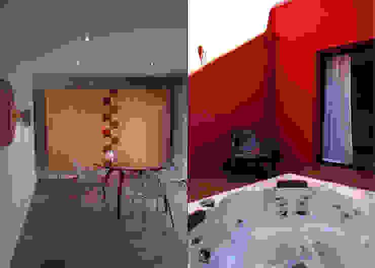 MELANGE DES GENRES Salon original par UN AMOUR DE MAISON Éclectique