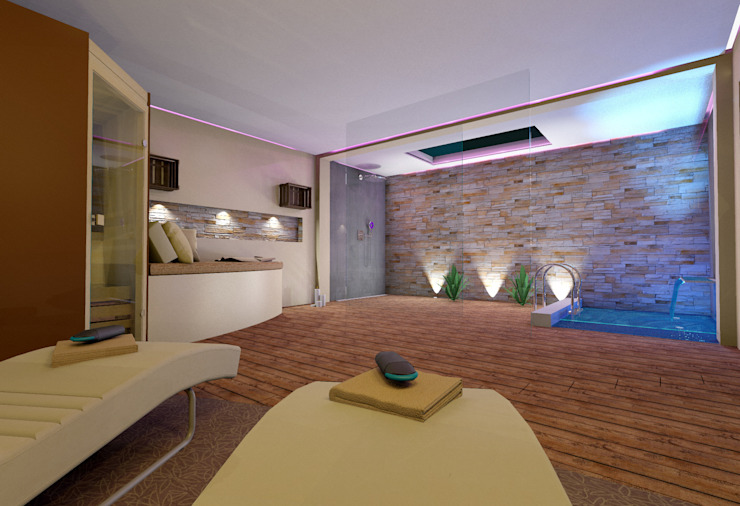 Home SPA Sascha Kregeler Badezimmer & Mehr Moderner Spa