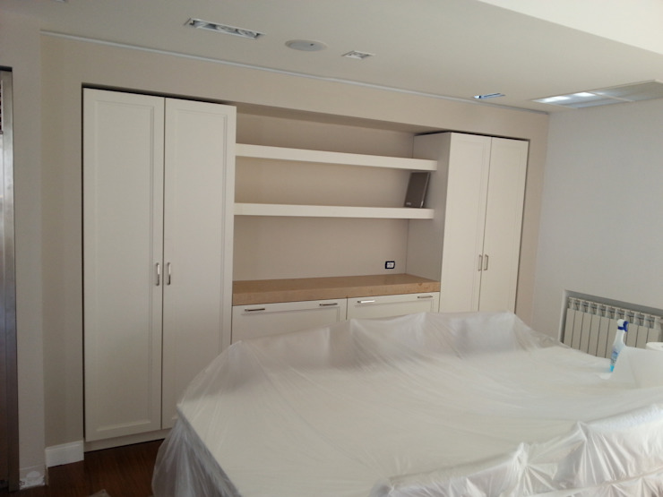 residenza privata cucina by SIEMATIC MOD BEAUX ARTS di novadomusrc Moderno