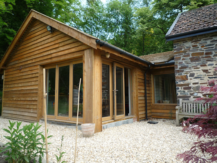 Extension to Country Cottage: modern  by Geoff Sellick Architectural & Interior Design, Modern
