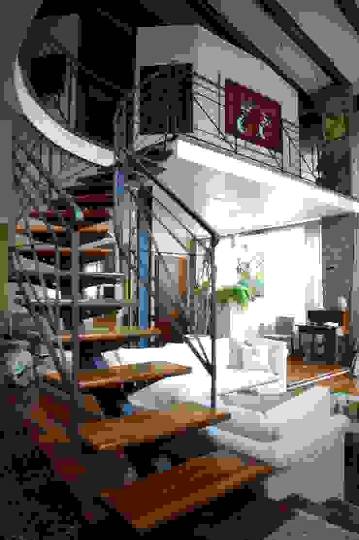 Scala Paolo Gerosa Design Studio Case eclettiche