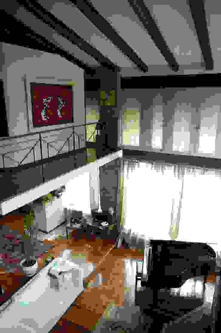 Zona giorno Paolo Gerosa Design Studio Case eclettiche