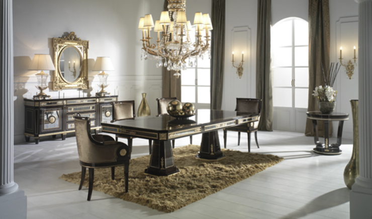 MARINER Classic style dining room