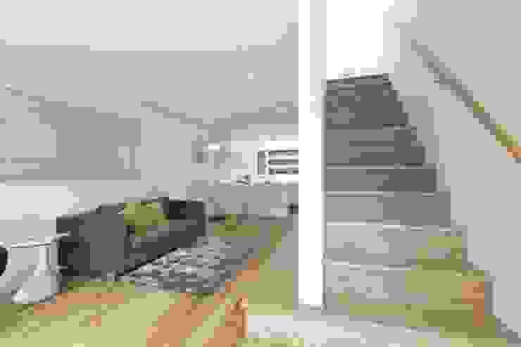 Eden Studios: 7 new houses in west London Modern houses by Studiodare Architects Modern