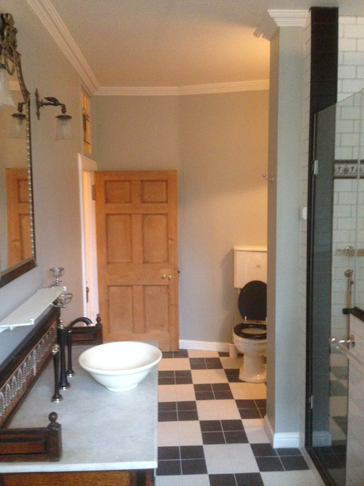 Great King Street Classic style bathroom by Serenity Bathrooms Classic