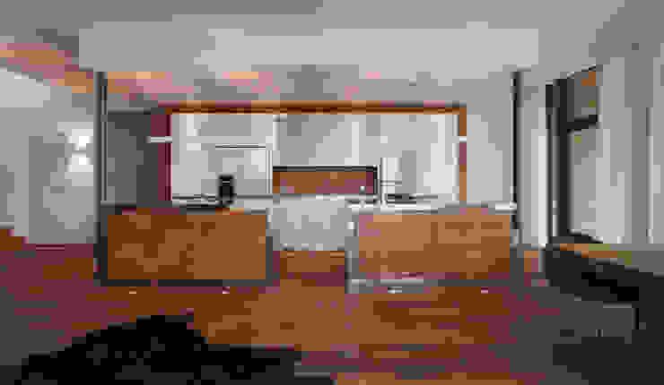Küche von Bau-Fritz GmbH & Co. KG Ausgefallen
