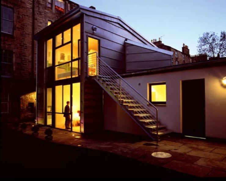 Hart Street House ZONE Architects Casas: Ideas, imágenes y decoración
