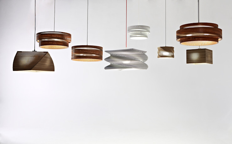 K-LO TALLER DE ECODISEÑO,S.L. Living roomLighting