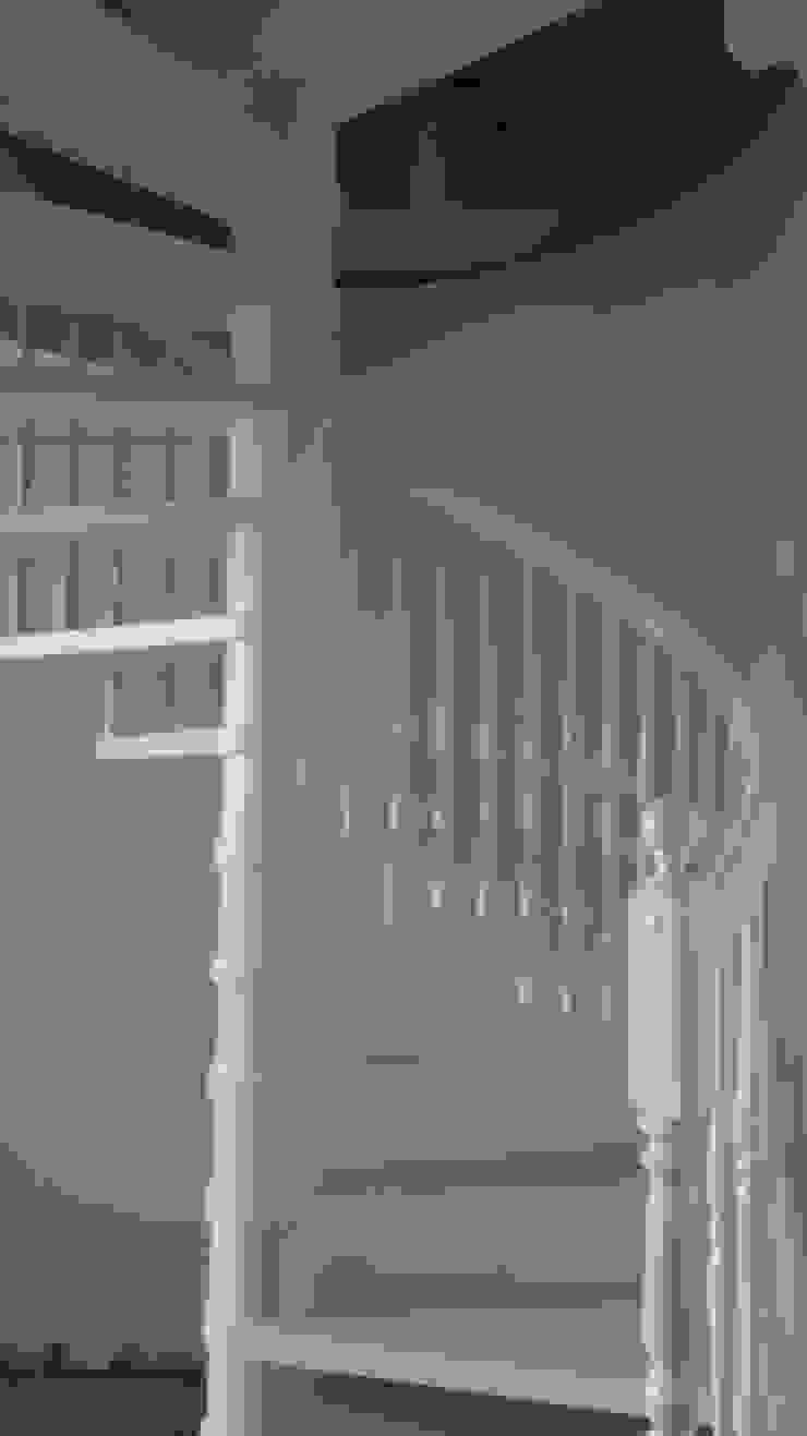 Spindeltreppen von MS-Treppen / Montagebau Schweigert