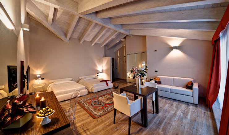 Hotel Sogno Hotel moderni di Arch. Paolo Bussi Moderno