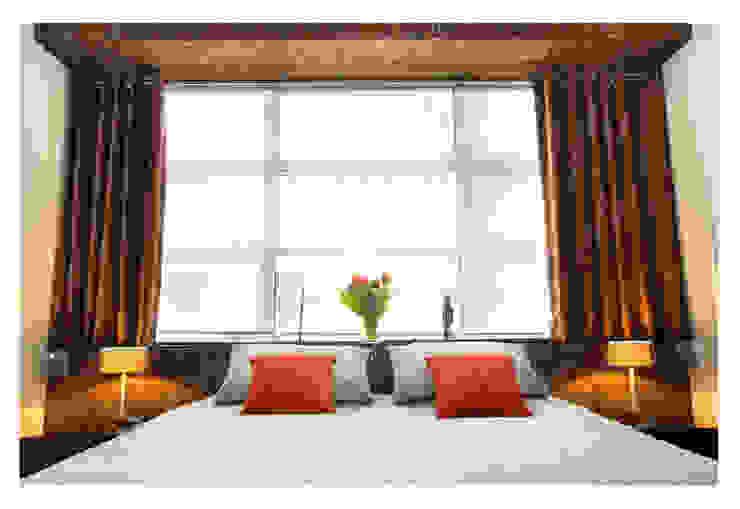 Farringdon Loft Conversion Moderne Schlafzimmer von Matteo Bianchi Studio Modern