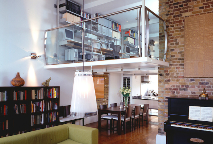 Victorian School Conversion London Modern houses by STUDIO 9010 Modern
